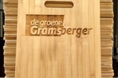 Groene Gramsberger snijplanken