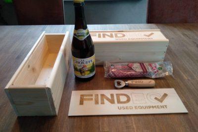 Bierpakket met opener